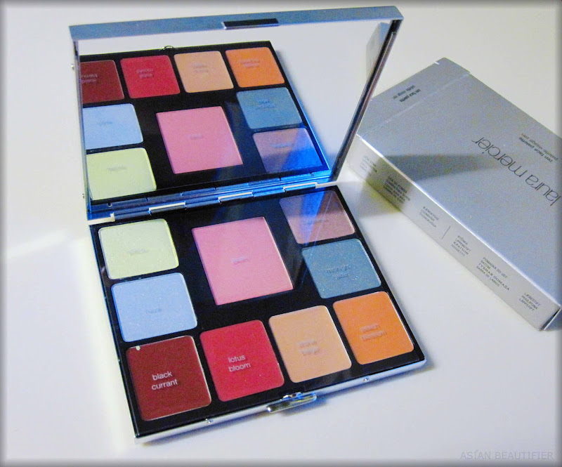 Laura Mercier Zen Face Palette