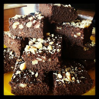 Black Bean Brownies (Gluten Free).