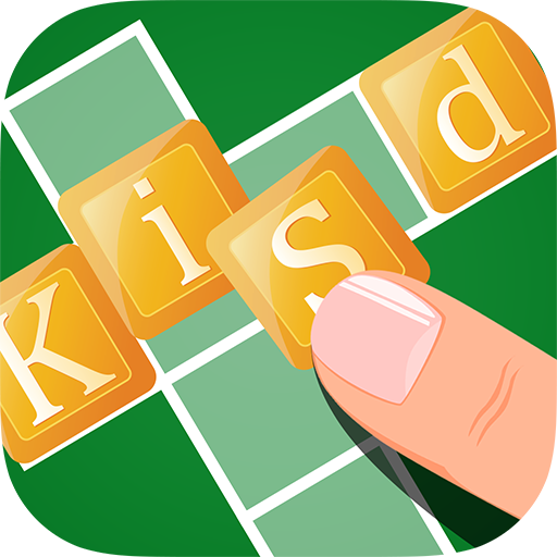 孩子填字游戏 教育 LOGO-玩APPs
