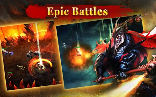 The Gate - Free RTS CCG game - screenshot thumbnail