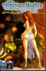 The Adventures of Sinbad #7