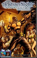 The Adventures of Sinbad #8
