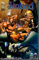 The Adventures of Sinbad #10