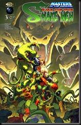 P00003 - Master Of The Universe - El Resurgir de los Hombres Serpiente #3
