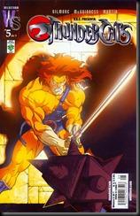P00006 - Thundercats v1 #6
