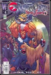 P00004 - Thundercats - Perros de Guerra #4