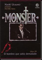 P00029 - Monster  - El hombre que sabia demasiado.howtoarsenio.blogspot.com #29