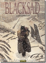 P00002 - Blacksad #2