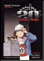 P00006 - 20th Century Boys - Tomo  - La ultima esperanza.howtoarsenio.blogspot.com #6