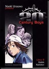 P00009 - 20th Century Boys - Tomo  - Rabbit Nabokov.howtoarsenio.blogspot.com #9