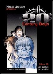 P00014 - 20th Century Boys - Tomo  - Los sue os de un ni o.howtoarsenio.blogspot.com #14