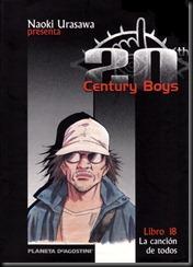 P00018 - 20th Century Boys - Tomo  - La cancion de todos.howtoarsenio.blogspot.com #18