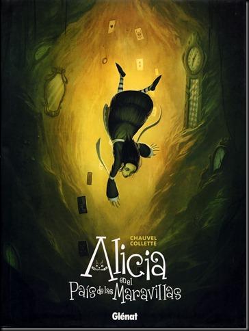 14-10-2010 - Alicia en el país de las maravillas