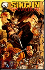 P00006 - Sixgun Samurai #6