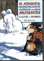 P00008 - Calvin y Hobbes -  - El ataque de los monstruosos muñecos de nieve mutantes.howtoarsenio.blogspot.com #8