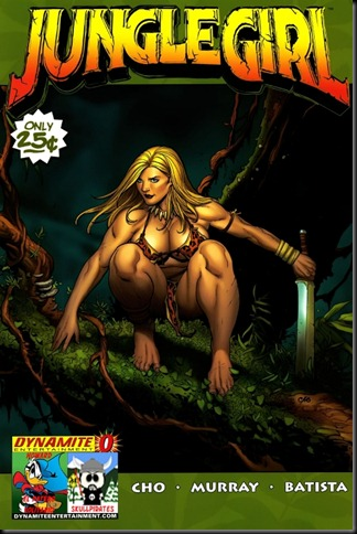 30-10-2010 - Jungle Girl