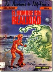 P00006 - Las aventuras de Alef-Thau  - El hombre sin realidad.howtoarsenio.blogspot.com #6