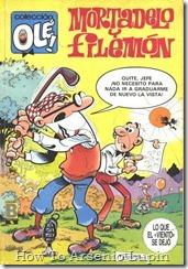 P00023 - Mortadelo y Filemon  - Lo que el viento se dejo.howtoarsenio.blogspot.com #23