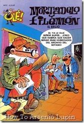 P00027 - Mortadelo y Filemon  - El brujo.howtoarsenio.blogspot.com #27