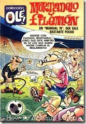 P00061 - Mortadelo y Filemon 061 - Mundial howtoarsenio.blogspot.com #78