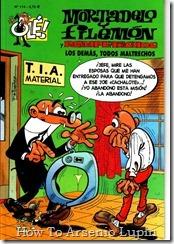 P00114 - Mortadelo y Filemon  - Los demas #114