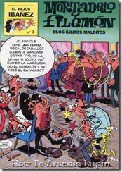 P00141 - Mortadelo y Filemon  - Esos kilitos malditos.howtoarsenio.blogspot.com #141