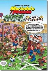 P00162 - Mortadelo y Filemon  - Mundial .howtoarsenio.blogspot.com #162