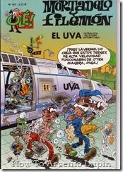 P00167 - Mortadelo y Filemon  - El uva.howtoarsenio.blogspot.com #167