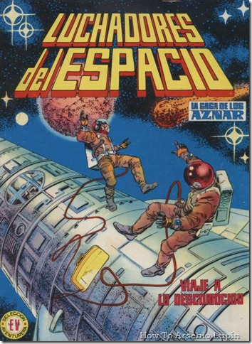 2011-04-01 - Luchadores del espacio - Saga de los Aznar