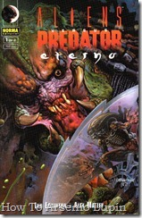 Aliens vs Predator - Eterno 1