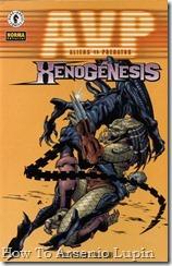 Aliens vs Predator - Xenogenesis