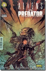 P00005 - Aliens vs Predator #5