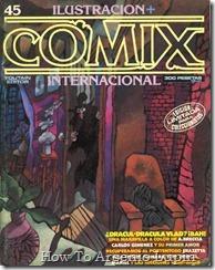 P00045 - Comix Internacional #45