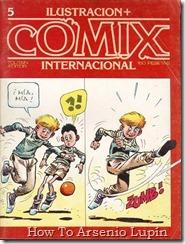 P00005 - Comix Internacional #5