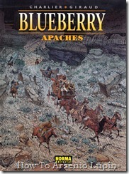 Teniente Blueberry #22 - Apaches