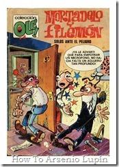 P00001 - Mortadelo y Filemón #179