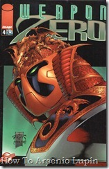 P00005 - Weapon Zero v2 #4