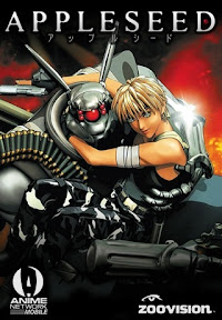 Appleseed Anime Network