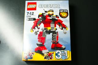LEGO: 5764 Creator Rescue Robot