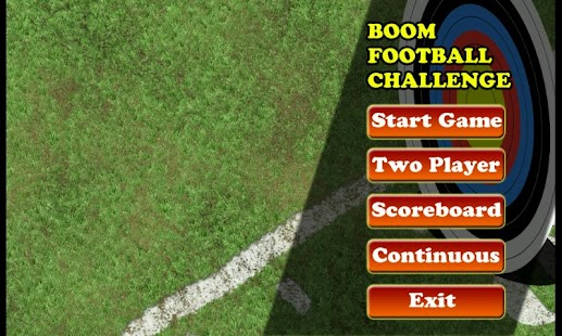 Boom Football Challenge- screenshot thumbnail