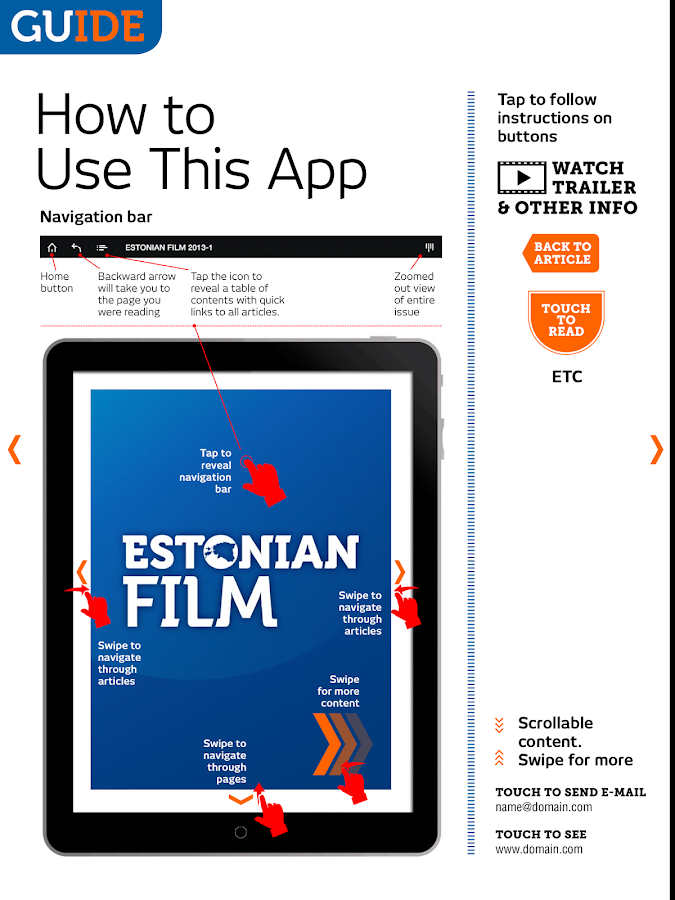 Estonian Film- screenshot