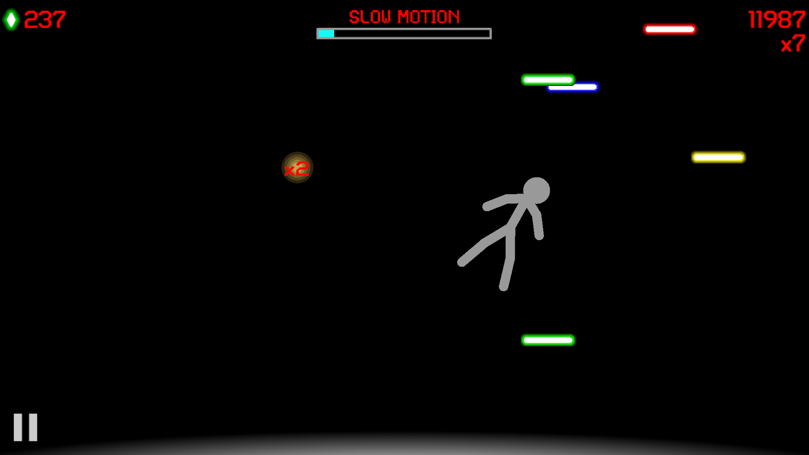 Ragdoll Laser Dodge Free - screenshot