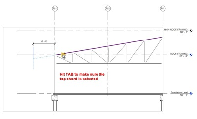 Do U Revit?: Structural Trusses with Extensions