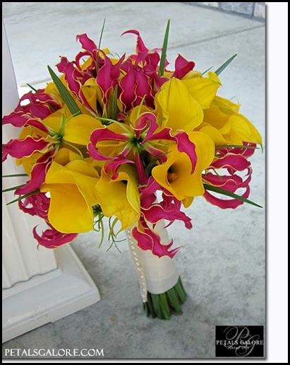 bouquet-127-lg petals galore