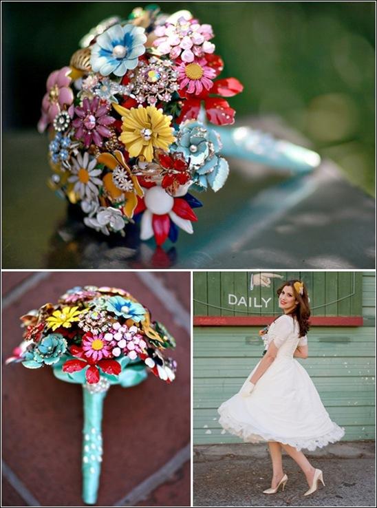 unique_bridal_boquets3 wedding chicks