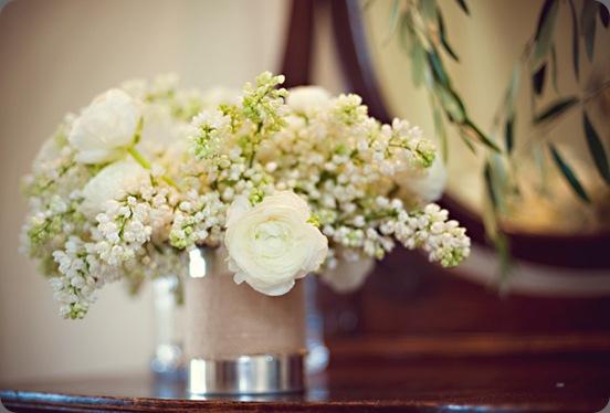 blush custom floral