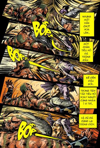 Tân Tác Long Hổ Môn Chap 32 page 13 - Truyentranhaz.net