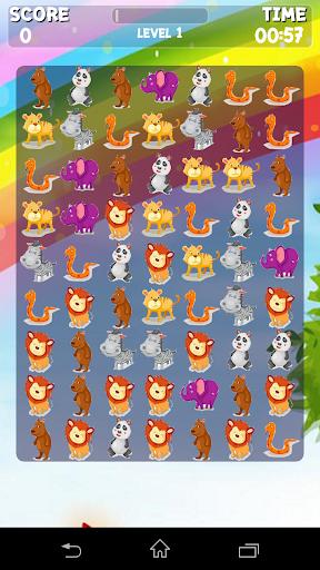 Zoo Crush Game