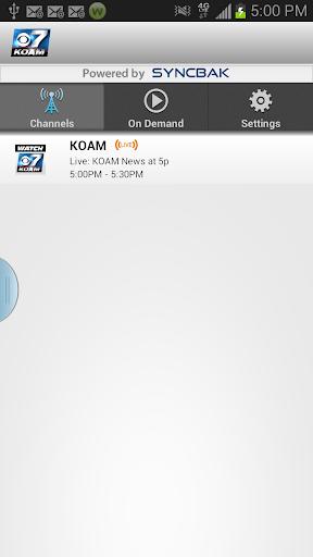 Watch KOAM