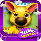 Game Tickle Critters Lite APK for Kindle